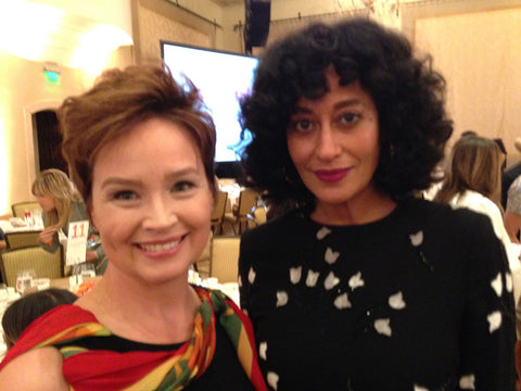 mary dearment NWHM nonprofit collaboration tracee ellis ross custom designs