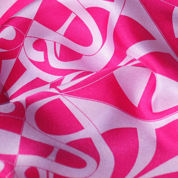 "TRUST SILK SCARF - 36x36"" - Scarves by Mary DeArment - 2"