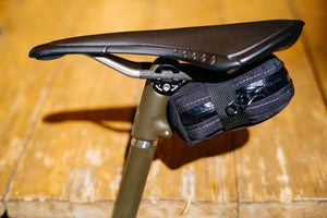 Chomper Saddle Bag