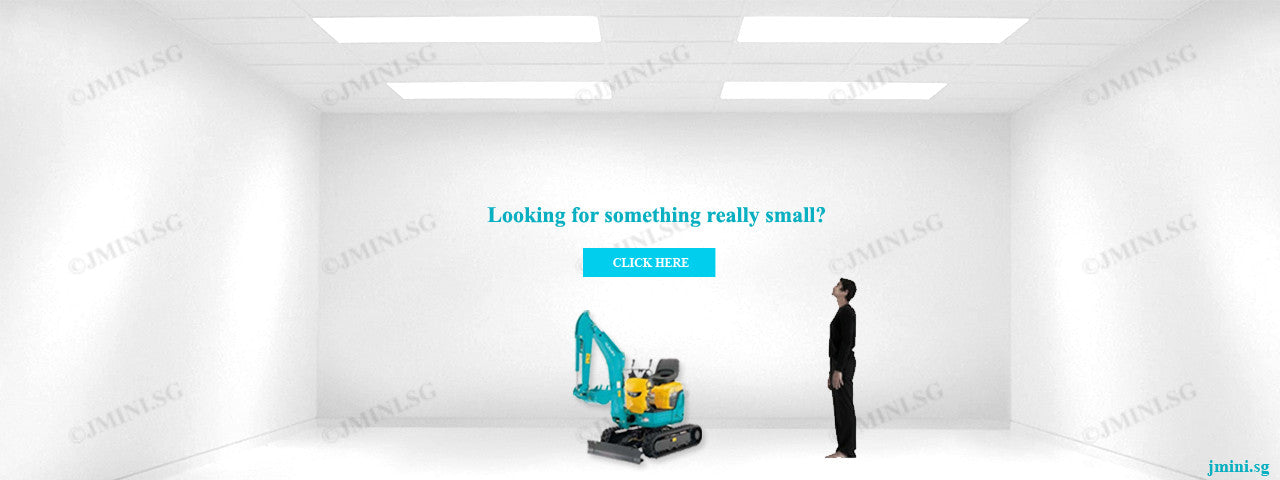 Micro Mini Excavators for Sale Rent in Singapore