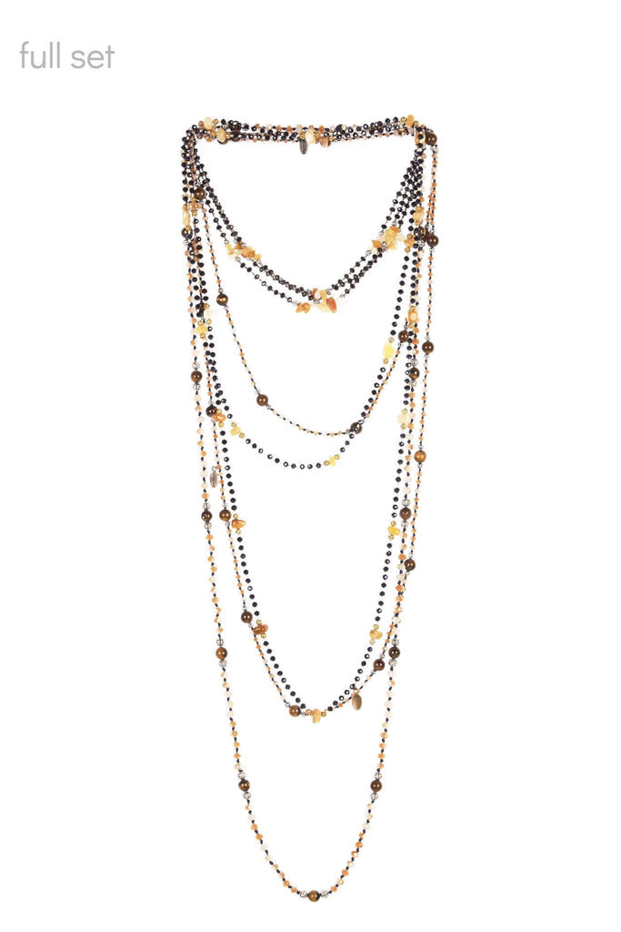 Apricot Layered Set - $299