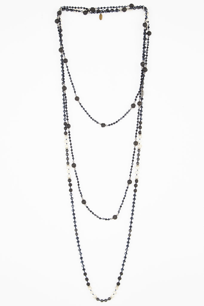 Gunmetal (2pc) Layered Set