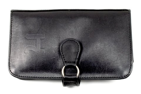 Case GH-103 6-Shear Black Leather