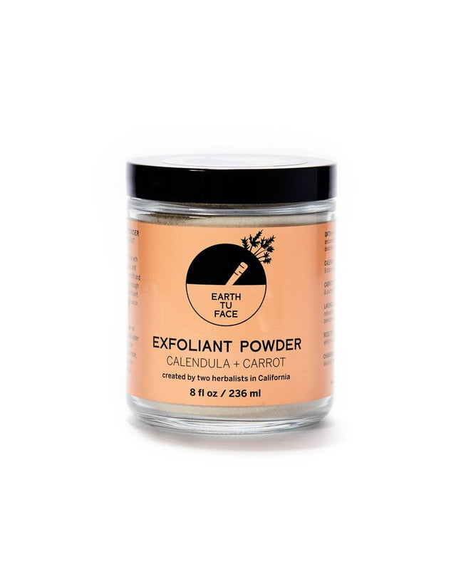 Earth Tu Face / Exfoliant Powder Mask