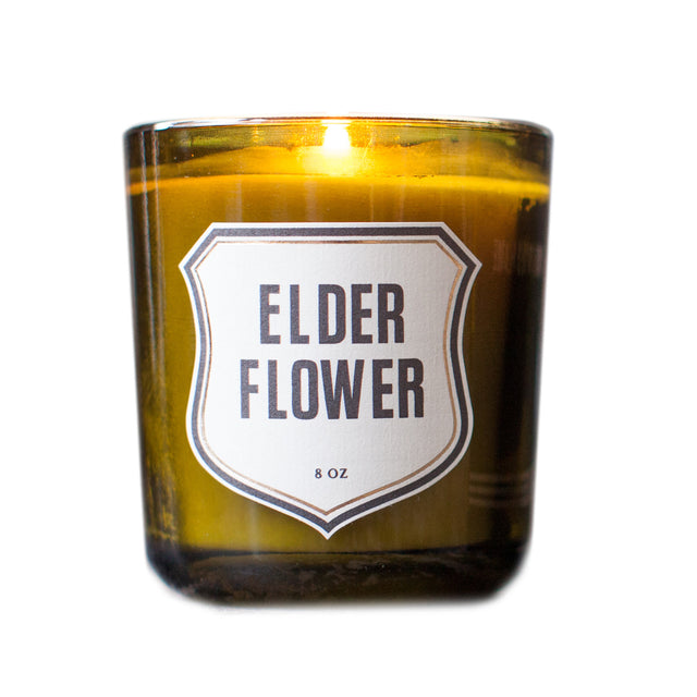 Izola / Elderflower Candle