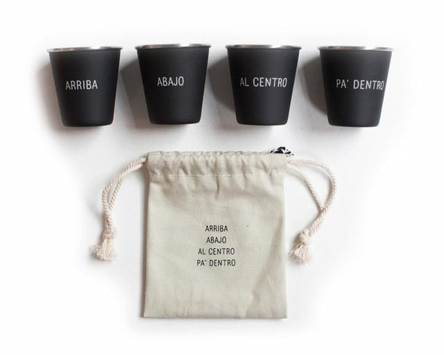 Izola / Spanish Toast Shot Glass Set
