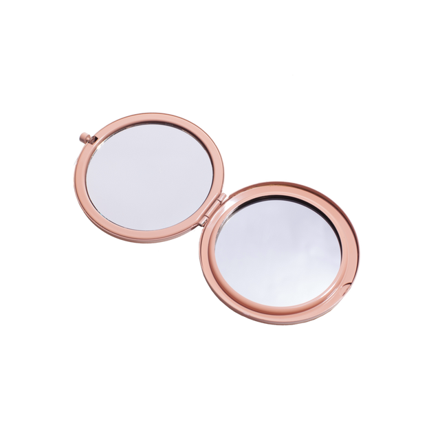 Odeme / Pink Compact Mirror