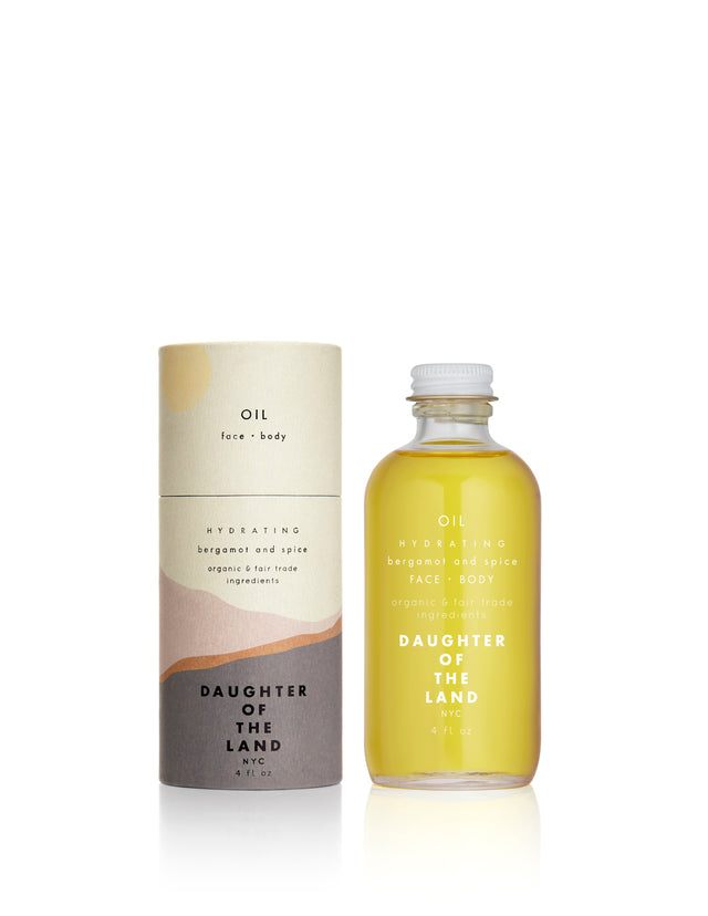 Daughter of the Land / Hydrating Face + Body Oil