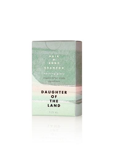 Daughter of the Land / Morning Glory Hair & Body Shampoo