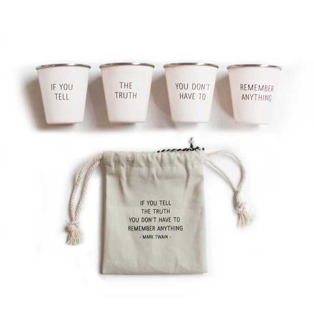 Izola / Twain Shot Glass Set