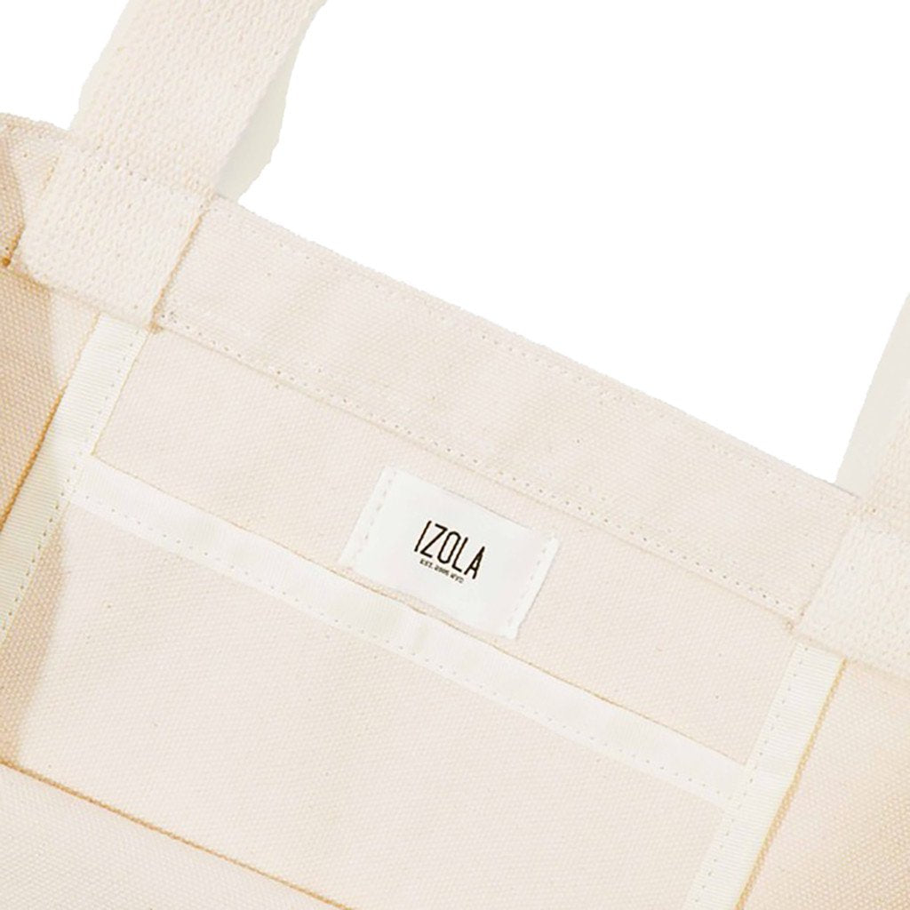 Izola / Everything Tote in Natural