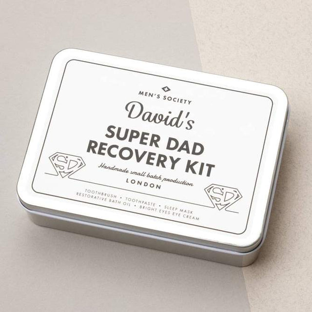 Men's Society / Super Dad Recovery Kit