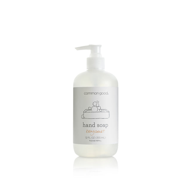 Common Good / Bergamot Hand Soap