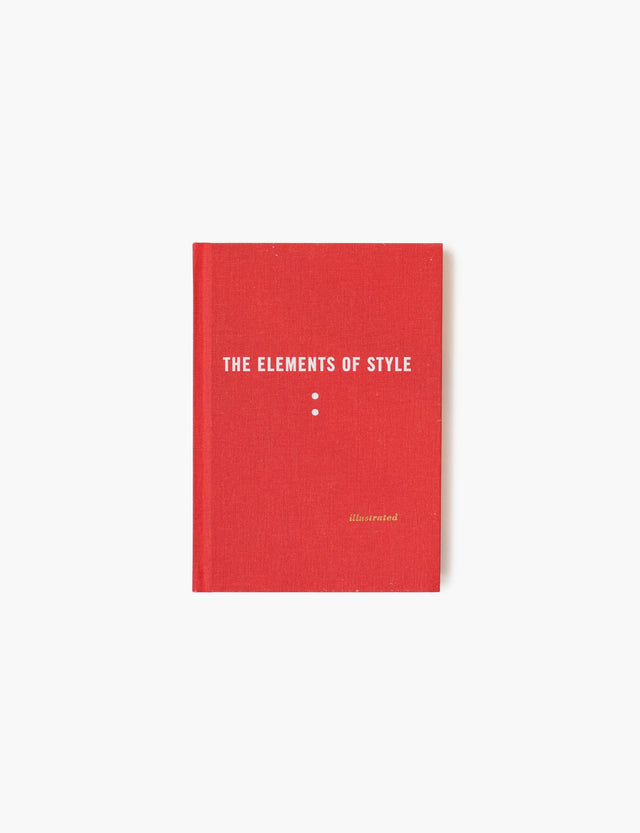 Elements of Style (First Edition)