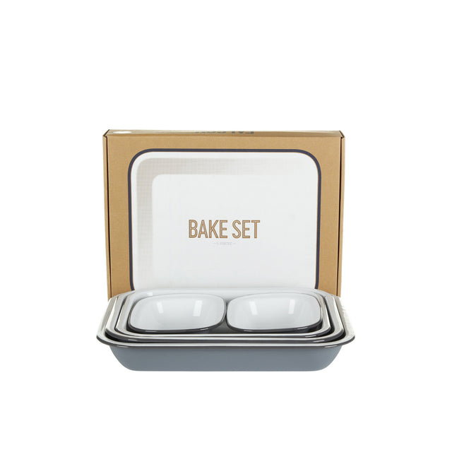 Falcon Enamelware / Bake Set