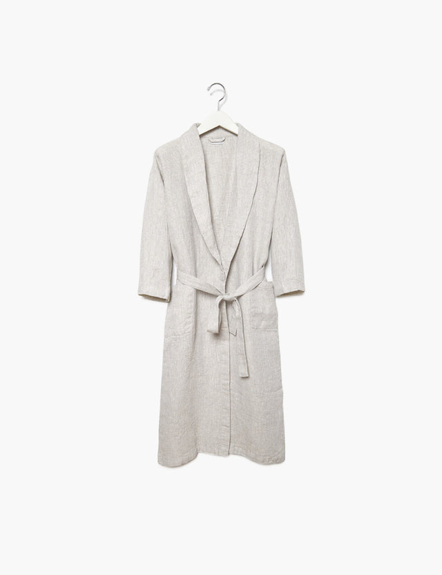 Fog Linen / Mia Bathrobe