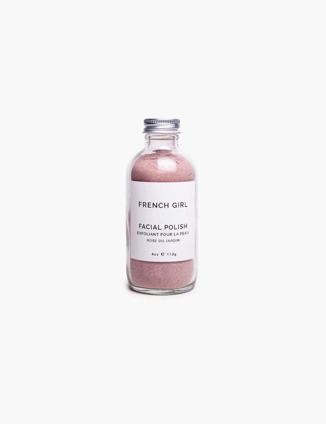 French Girl / Rose Facial Polish 4 oz.