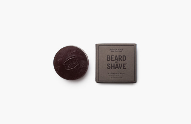 Hudson Made / Cedar Clove Beard & Shave Soap