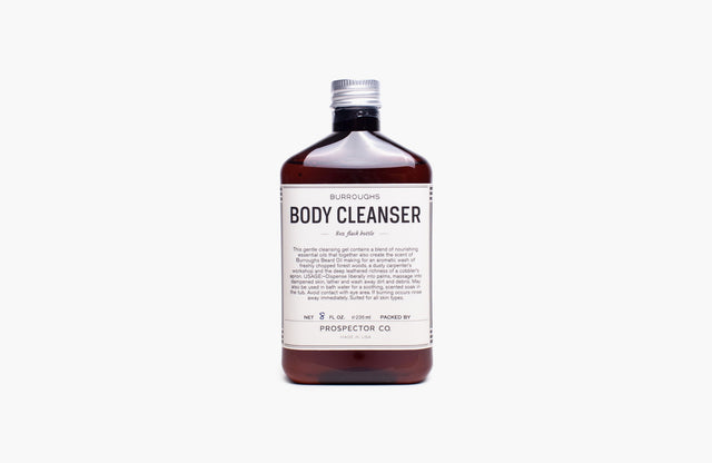 Prospector & Co. / Burroughs Body Cleanser