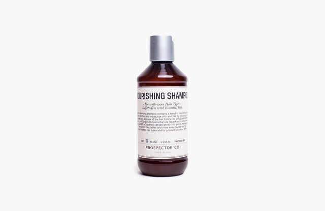 Prospector & Co. / Nourishing Shampoo