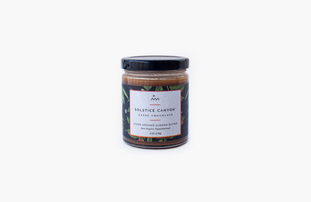 Solstice Canyon / Aztec Chocolate Almond Butter