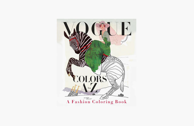 Vogue / Fashion Coloring Book