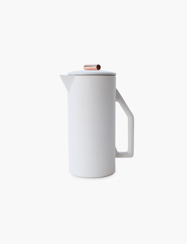 Yield Design Co. / Ceramic French Press