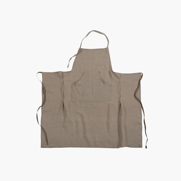 Sir Madam / Grand Apron in Natural