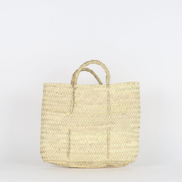 SOCCO / San Francisco Straw Bag
