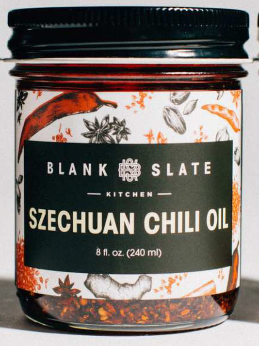 Blank Slate Kitchen / Szechuan Chili Oil