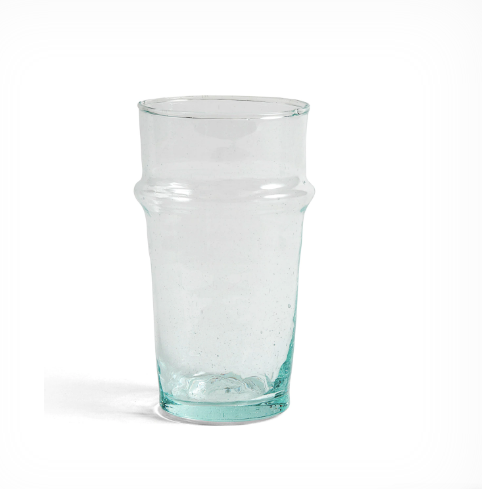 Hay / Beldi / Large Glass Clear