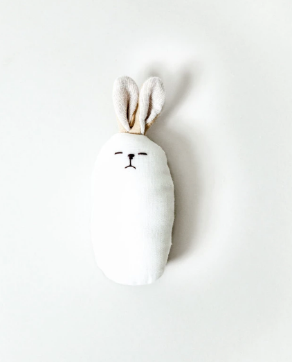 Morihata / Mini Rabbit Plush Toy