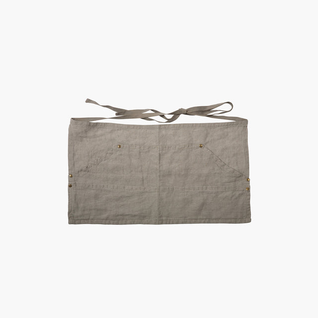 Sir Madam / Linen Workers Apron in Natural