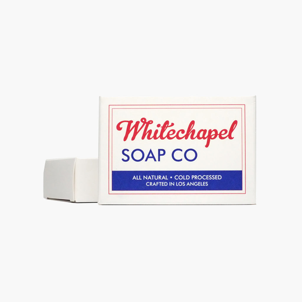 Whitechapel Soap Co. / Juniper & Charcoal Soap