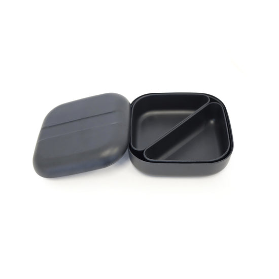 Ekobo / Bento Lunch Box in Black
