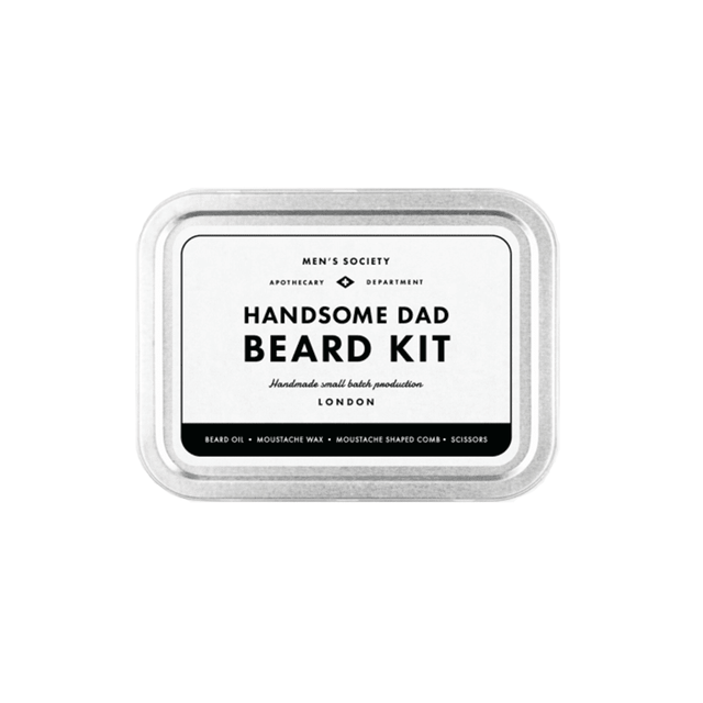 Men's Society / Handsome Dad Beard Kit