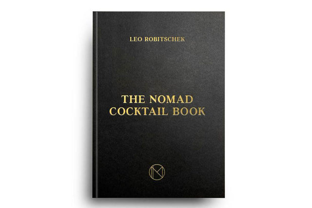 Ten Speed Press / The Nomad Cocktail Book