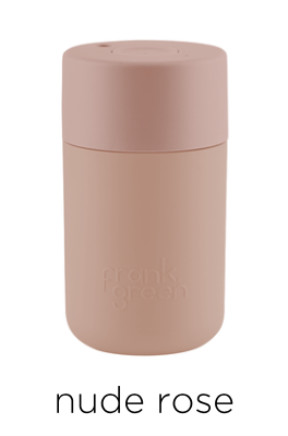 Frank Green / The Original Reusable Cup 12 oz in Nude Rose