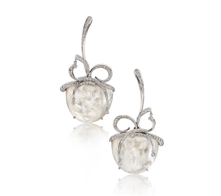 Diana Vincent Ice earrings
