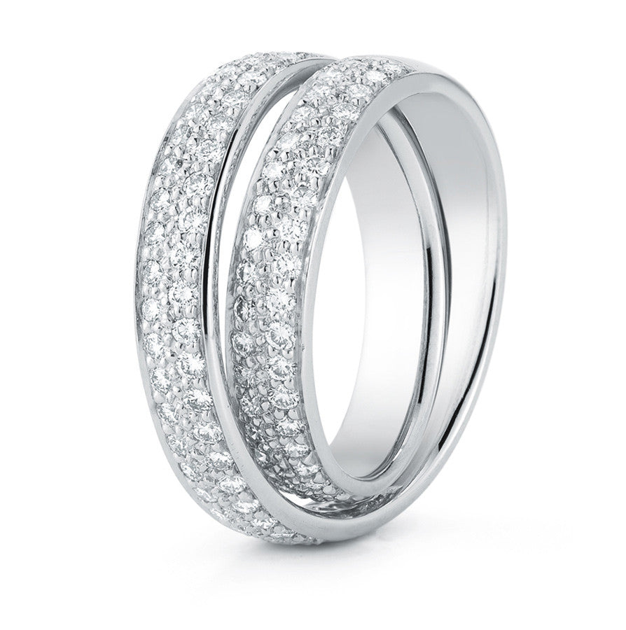 Continuum Diamond Ring