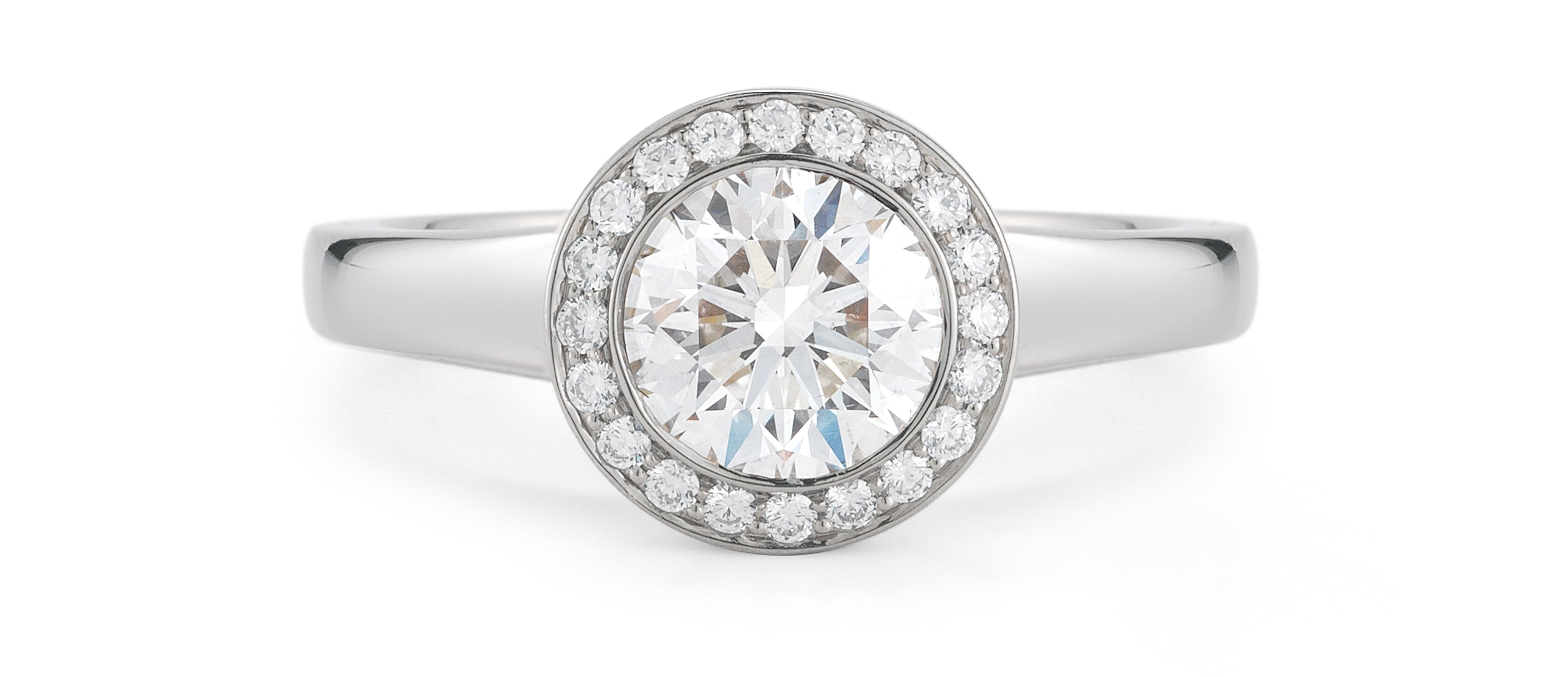 Steller Engagment Ring