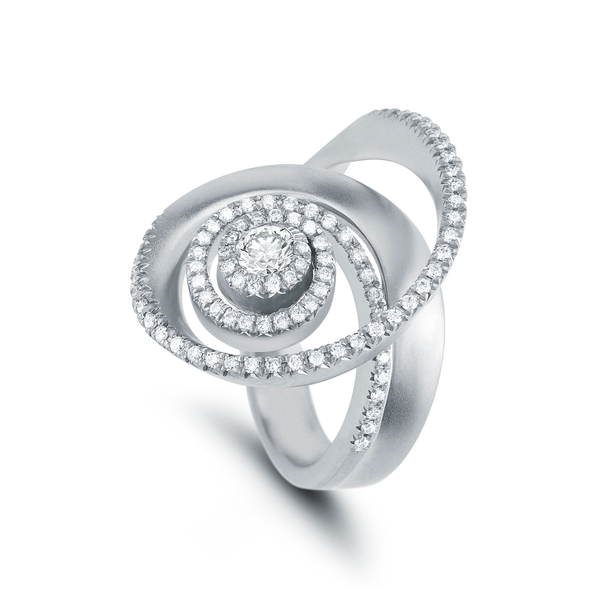 Diana Vincent Diamond Ring