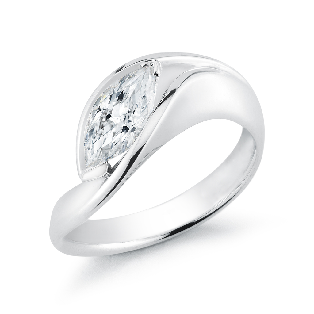 products ring collections diamond platinum emerald side engagement rings view jewelry cut unforgettable jewellery