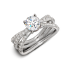 Diana Vincent Aura Engagement Ring