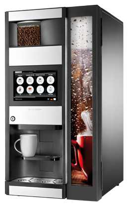 ES9100 Semi-Automatic Table Top Coffee Machine