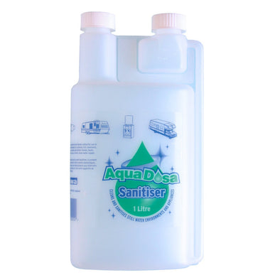 Aqua Dosa Empty Twin Chamber Dosing Bottle - 1 Litre