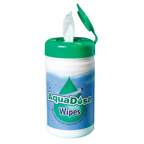 Aqua Dosa Sanitising Wipes 200