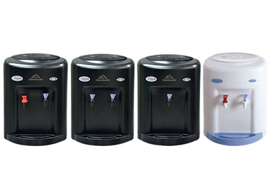 Crystal Mountain Avalanche Table Top Mains Fed Water Cooler