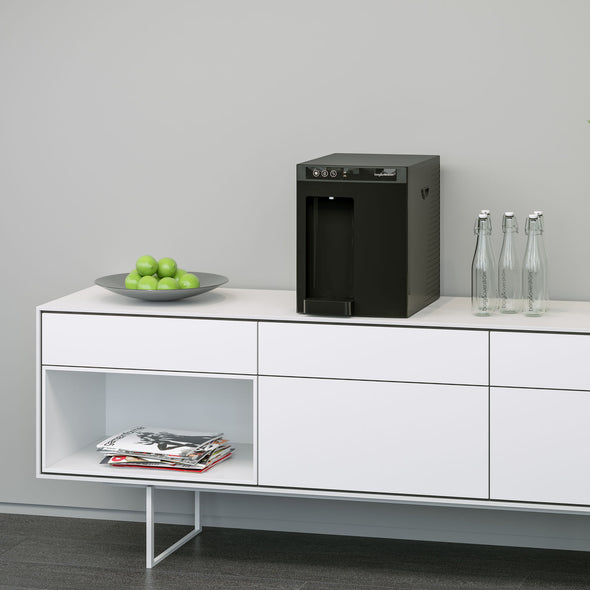 Borg & Overström B4.2 Direct Chill Sport Table Top Mains Fed Water Cooler  (Promo Nespresso Vertuo)
