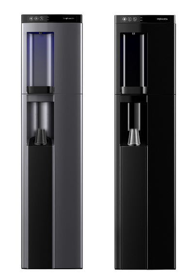Borg & Overström B4.2 Direct Chill Sport Floor Standing Mains Fed Water Cooler (promo Nespresso Vertuo)